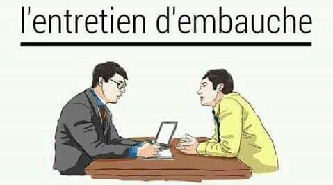 comptaforces - entretien d'embauche